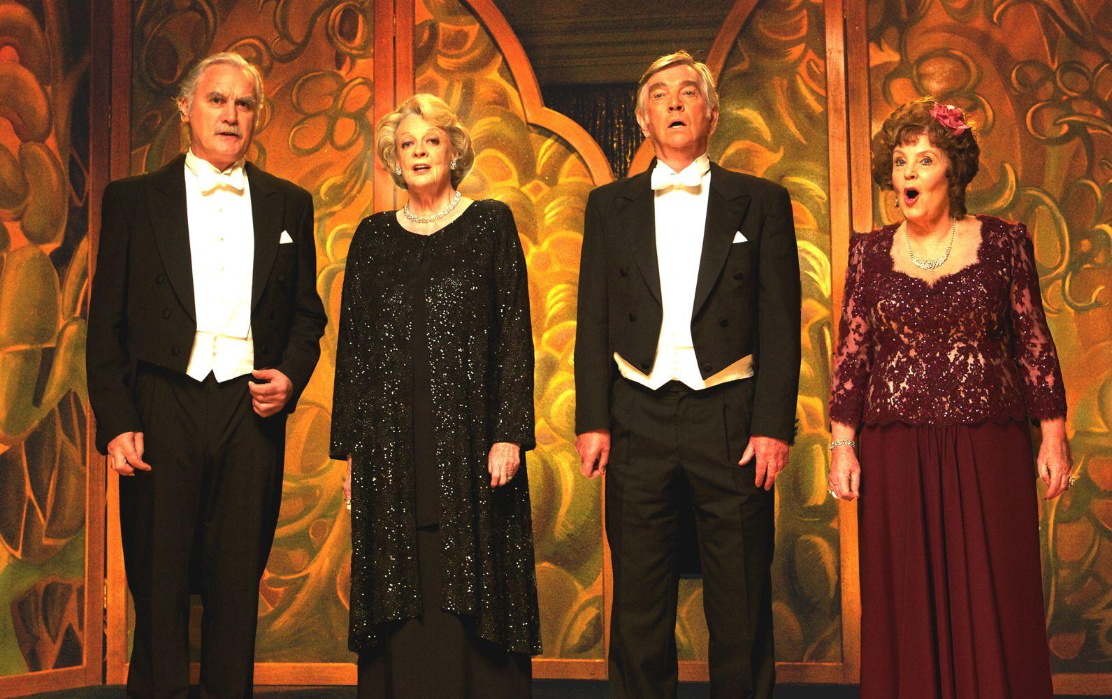 映画「カルテット!人生のオペラハウス」画像