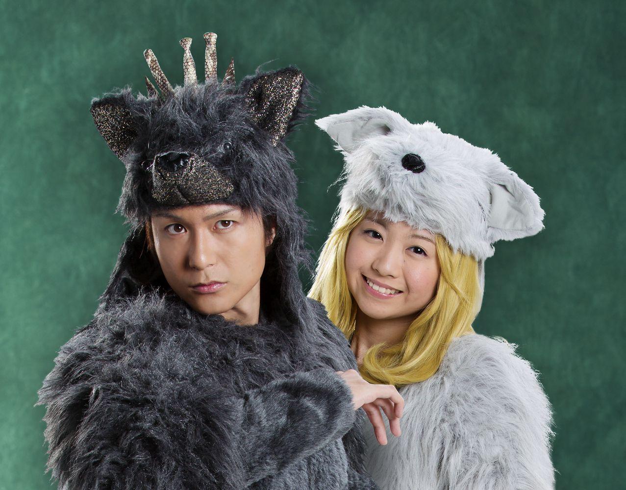 ミュージカル「新オオカミ王 ロボ」画像