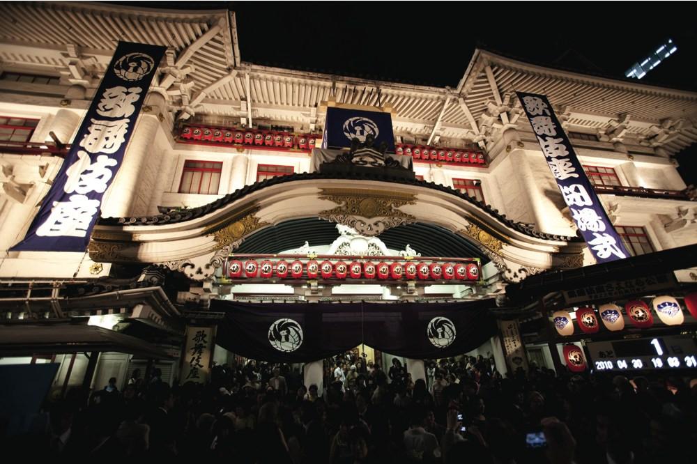 映画「わが心の歌舞伎座」画像4