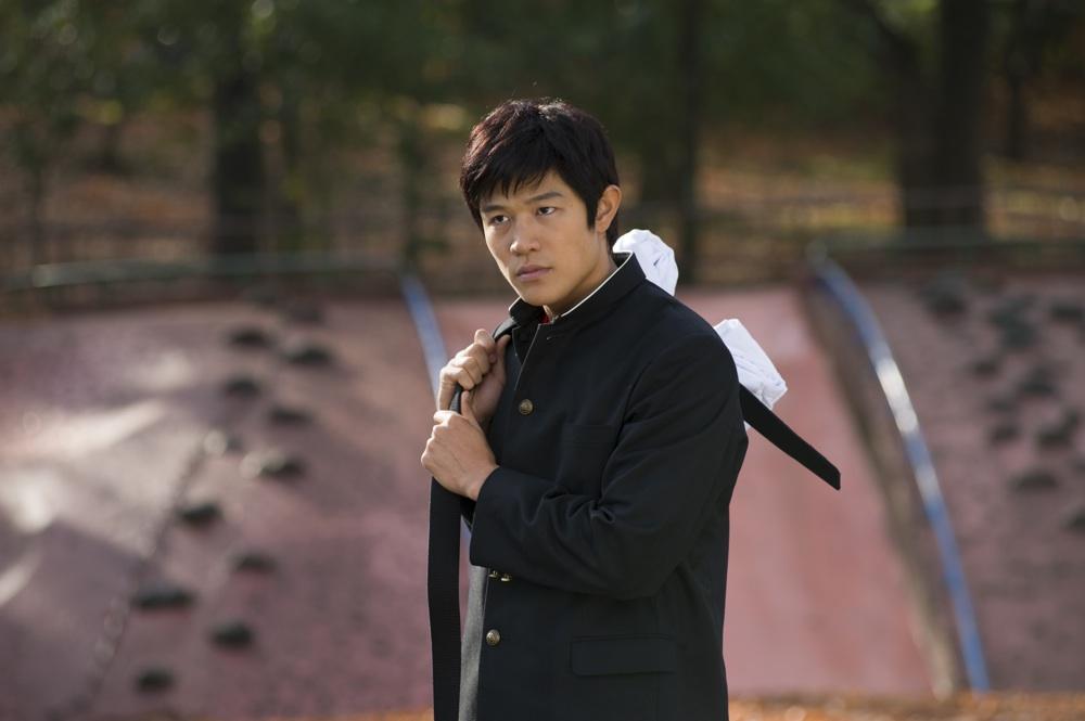 映画「HK/変態仮面」鈴木亮平画像