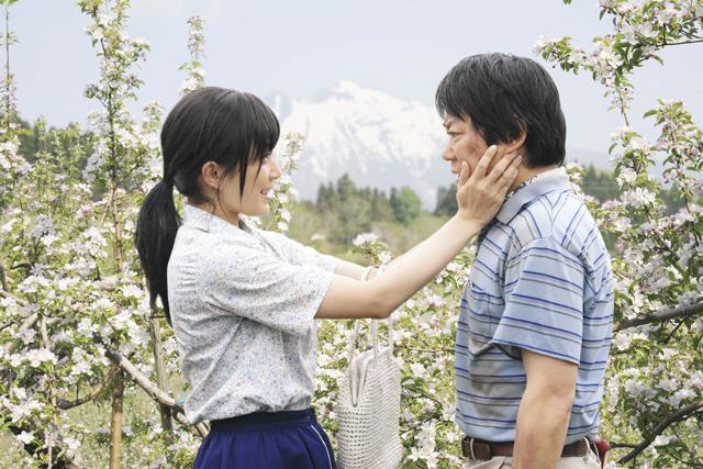 映画「奇跡のリンゴ」画像1