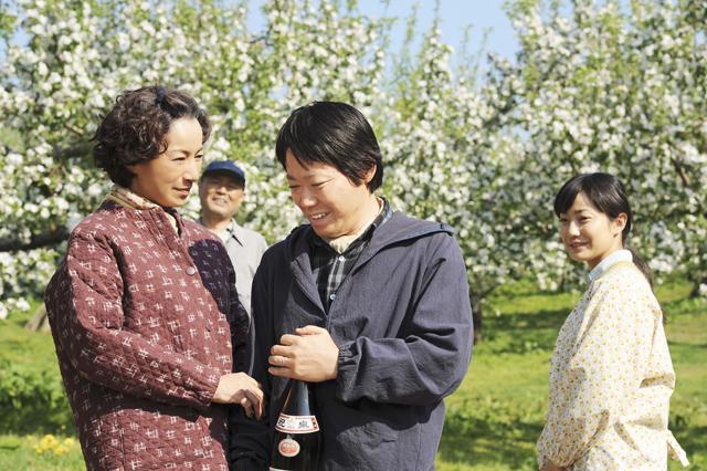 映画「奇跡のリンゴ」画像2