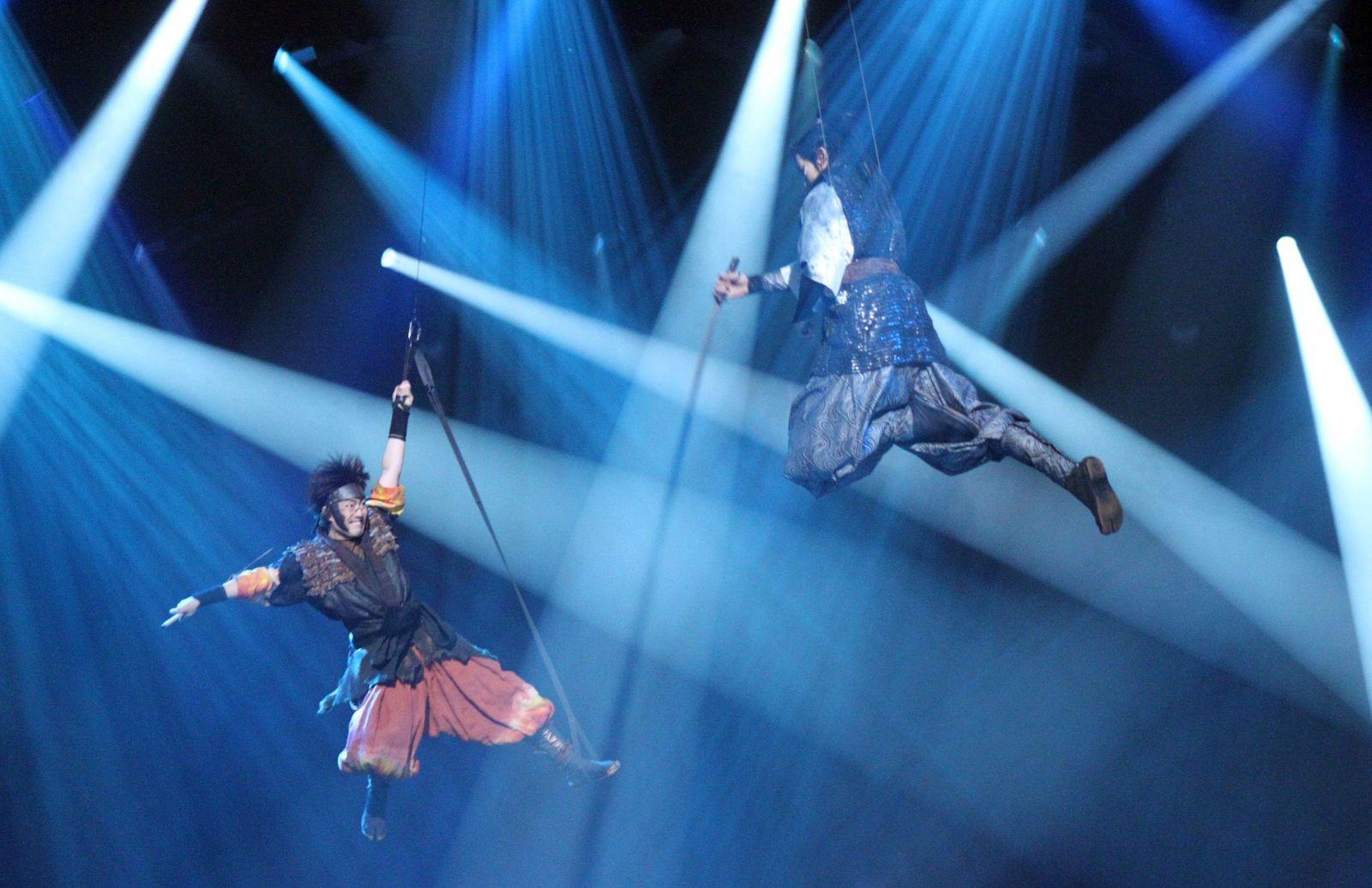 「真田十勇士」舞台写真3