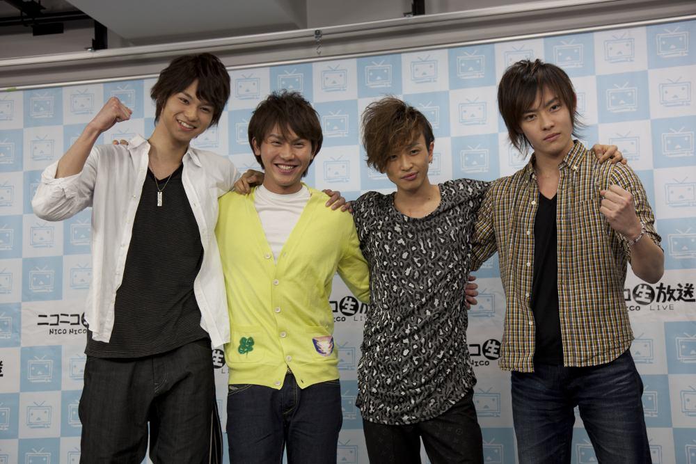 ニコニコミュージカル#005「DEAR BOYS」画像