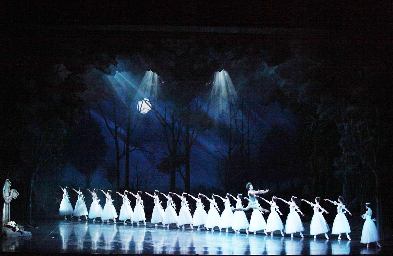 ユニバーサル・バレエ「ジゼル」画像3