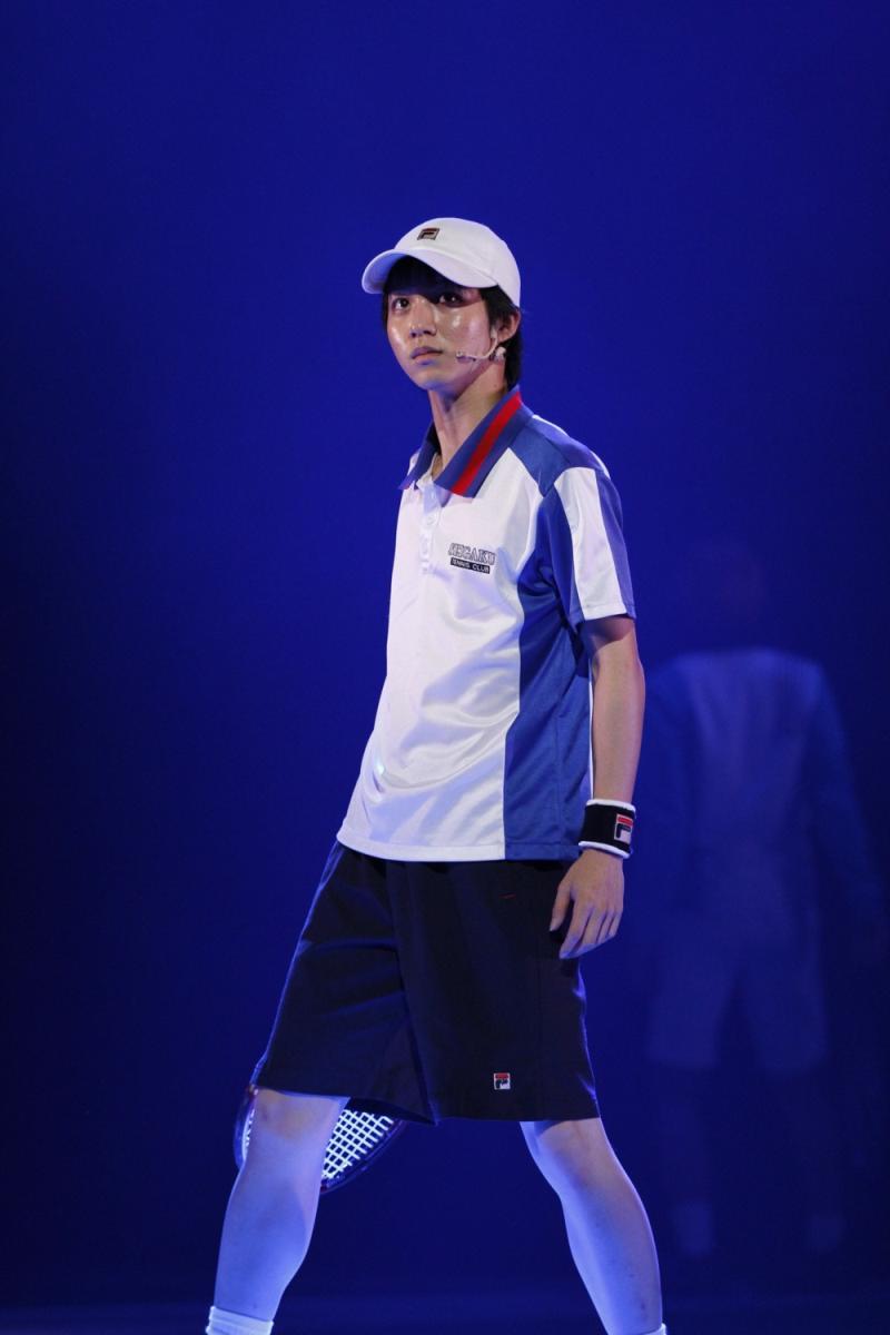 ミュージカル『テニスの王子様』2ndシーズン「青学vs氷帝」公開舞台稽古 画像7