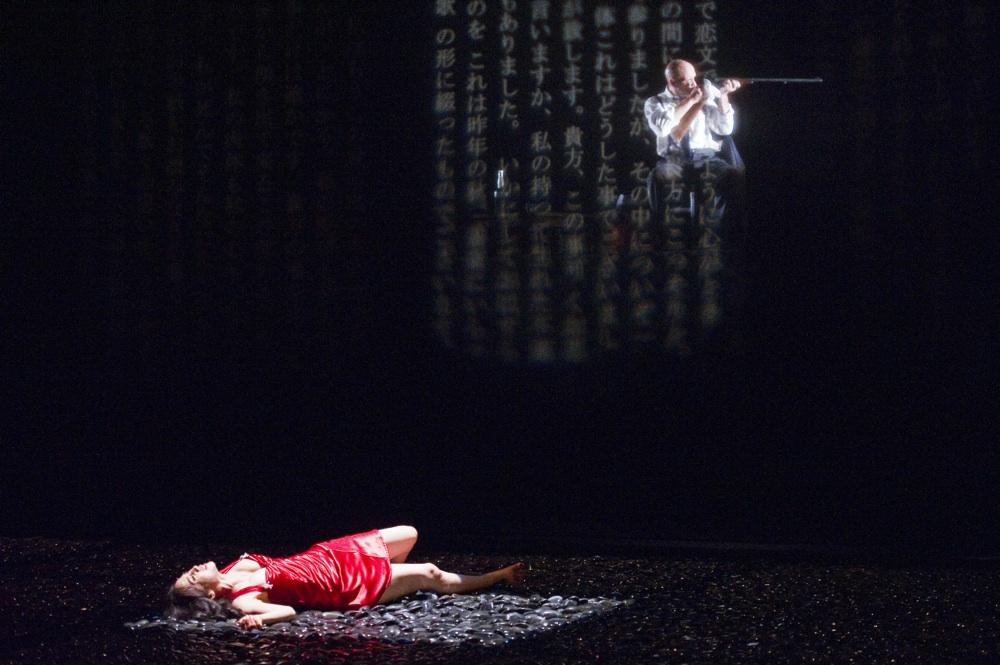 「猟銃」公開舞台稽古 画像3