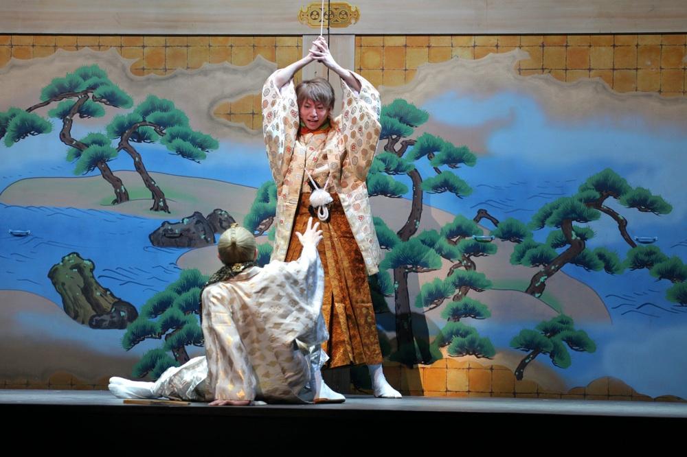 「大江戸鍋祭」舞台写真 矢崎広