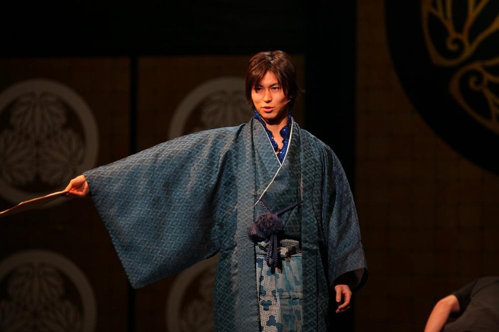 「大江戸鍋祭」舞台写真 三上真史