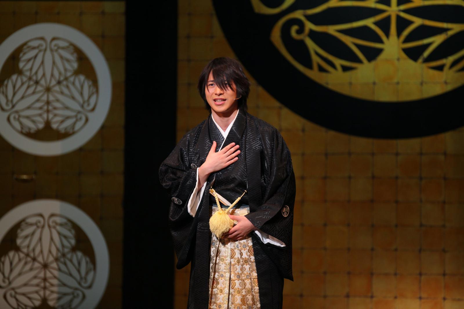 「大江戸鍋祭」舞台写真 村井良大