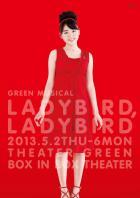 ミュージカル「LADYBIRD,LADYBIRD」フライヤー表