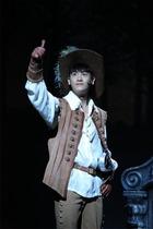 ミュージカル「三銃士」ダルタニャン役ヒョンシク 画像