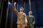 韓国ミュージカル「女神様が見ている」画像