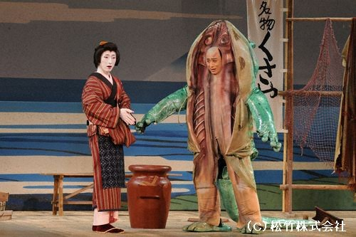 シネマ歌舞伎『大江戸りびんぐでっど』サブ4