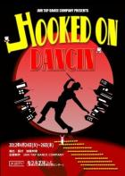 TAP DANCE SHOW「Hooked on Dancin'」フライヤー表